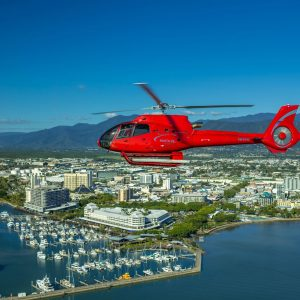 Cairns helicopter Tour