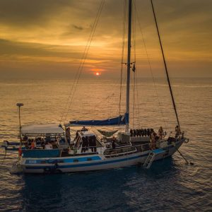 Sailing Cairns
